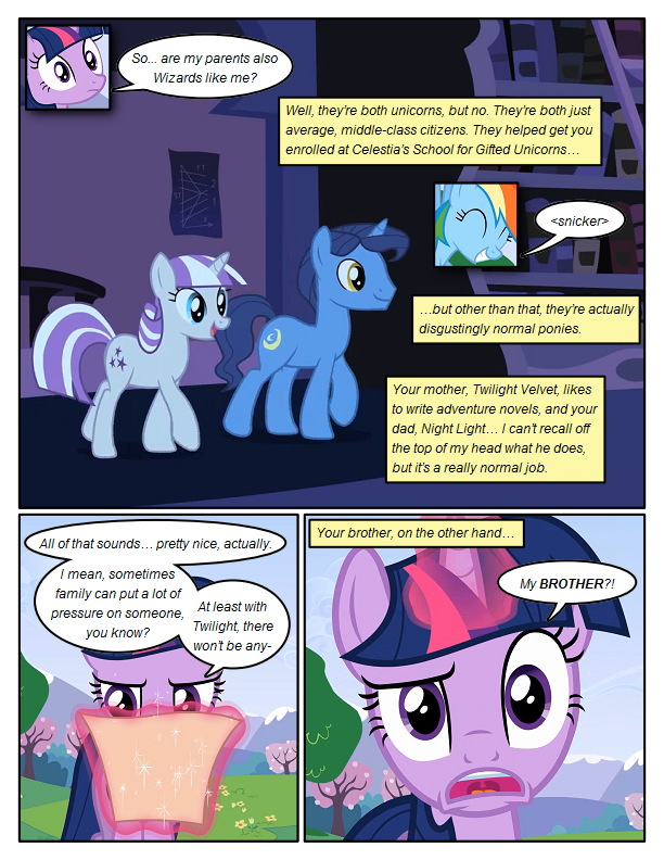This Is Your Life On Pony