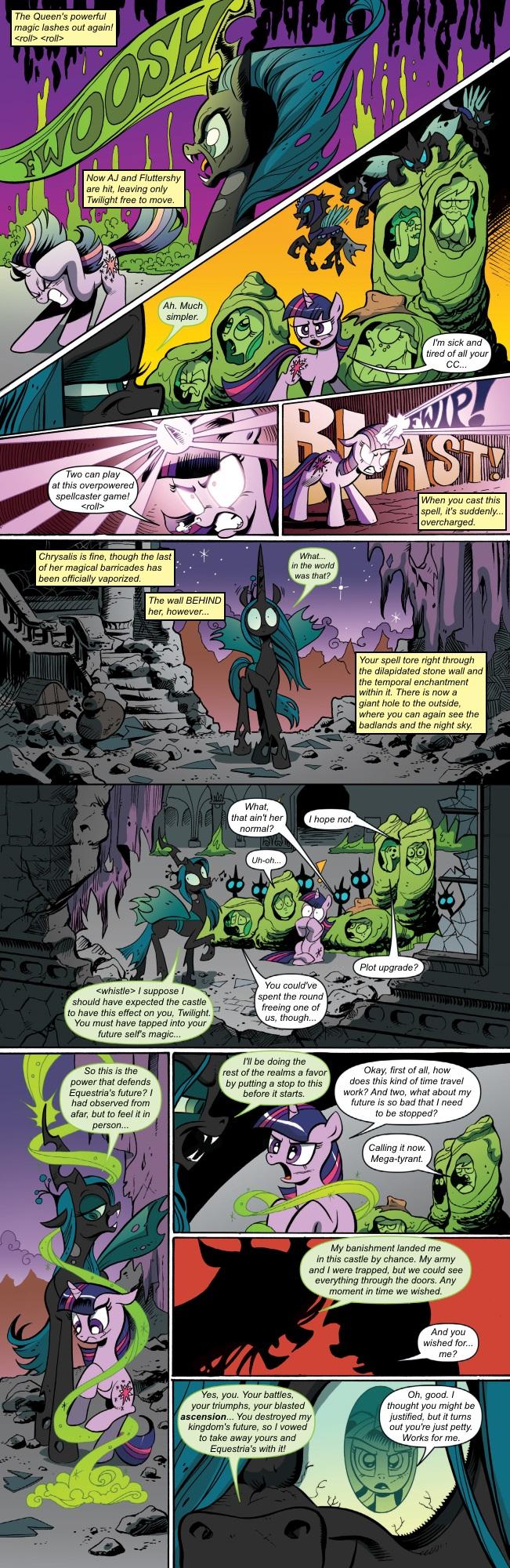 Chrono Chrys, Part 7